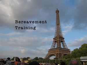 Bereavement Course - On-Line E-Learning Portal Access