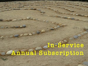 In-Service Annual Subscription - Training for 50 Hospice Volunteers - Choose 1, 2, 3 or 4 Courses.